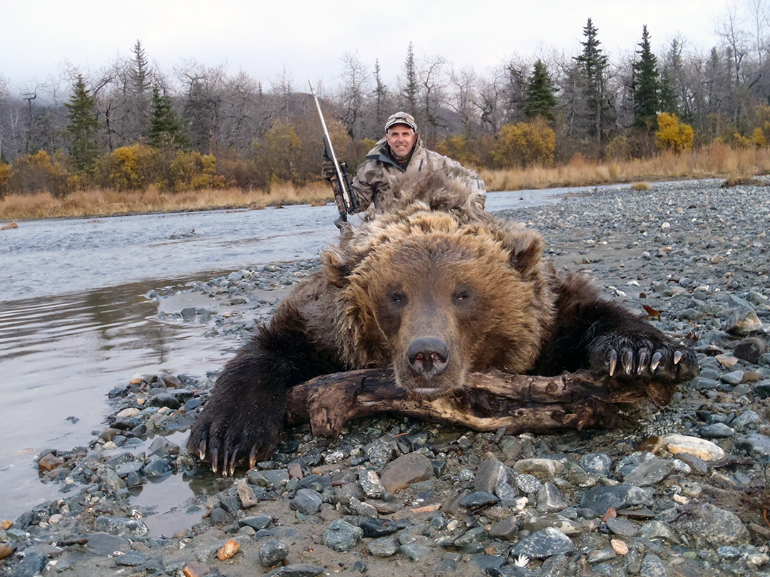 f9c82f116d This one of a kind combination Grizzly Hunt and Fishing Float trip takes  you down a 30 mile prime stretch of a tributary to the Yukon River.